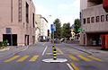 Chiasso - corso San Gottardo - attraversamento pedonale.JPG