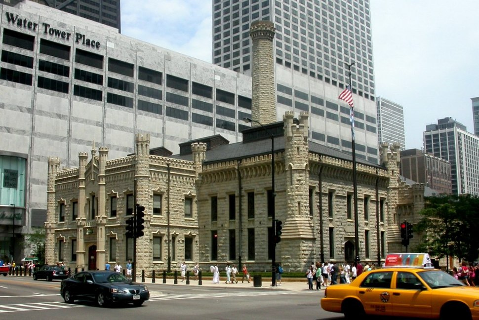 Chicago Avenue Pumping Station 2006