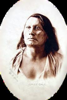 Gall (Native American leader) 19th century Lakota chief