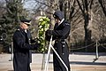 Chief of Staff of the Italian Air Force places a wreath at the Tomb of the Unknown Soldier (32841431266).jpg