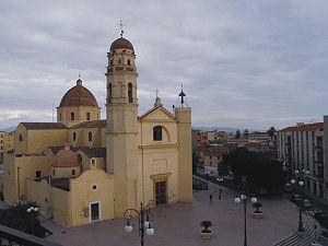 Quartu Sant'Elena - Saint Helena Basilica