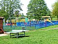 Children's play area, Springfield Park - geograph.org.uk - 798887.jpg