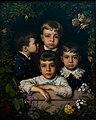 Children by Karl Ernst Papf 1886.jpg