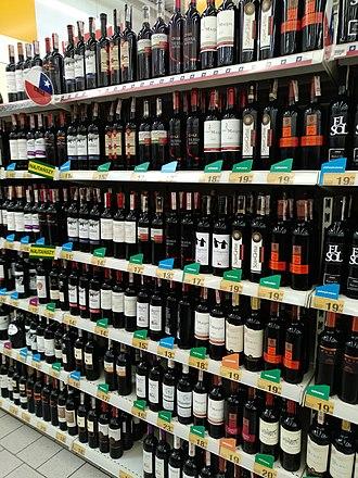 Chilean wine - Chilean wines