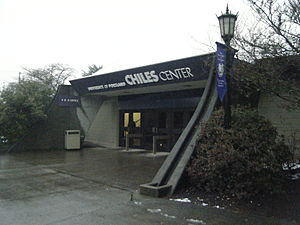 Portland Pilots - Image: Chiles Center