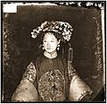 China; a Manchu bride. Photograph by John Thomson, 1871. Wellcome L0056501.jpg