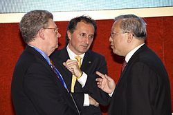 Chinese Academy of Sciences Annual Meeting 2009.jpg