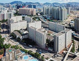 Choi Hung Estate - Choi Hung Estate, Hong Kong