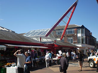 Chorley - Chorley Market