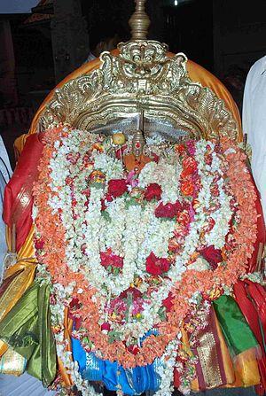 Chowdeshwari Temple - Image: Chowdeshwari