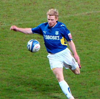 Chris Burke (footballer) - Playing for Cardiff City, 2010