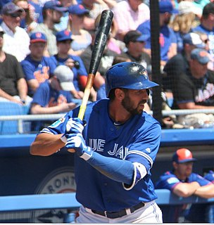 Chris Colabello American baseball player