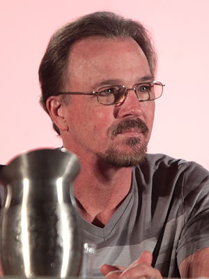 Chris Doohan - Doohan at the 2015 Phoenix Comicon