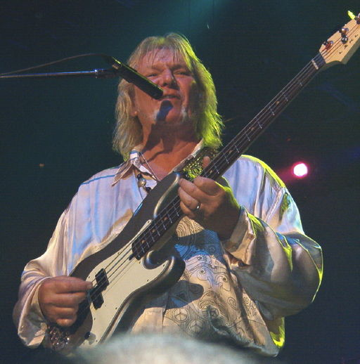 Chris Squire, 2003 (2)