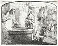 Christ and the Woman of Samaria- An Arched Print LACMA 31.21.24.jpg