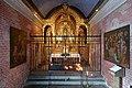 Christkindl (Steyr) - Loretokapelle, Innenansicht.JPG