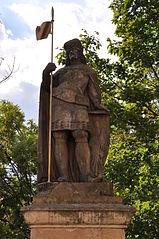 Socha svatého Václava
