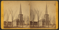 Church, Lincoln, Maine, by William P. Dean.png