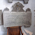 Church of St John, Finchingfield Essex England - north chapel Samuel Brise & Marianne Ruggles-Brise memorial.jpg