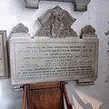 Church of St John, Finchingfield Essex England - north chapel Samuel Brise & Marianne Ruggles-Brise memorial.jpg