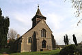 Church of St Thomas, Upshire, Essex, England - from the north-west.jpg