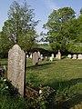 Churchyard at Lewtrenchard - geograph.org.uk - 430598.jpg