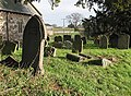 Churchyard of St. Andrew's, Dinedor - geograph.org.uk - 640637.jpg