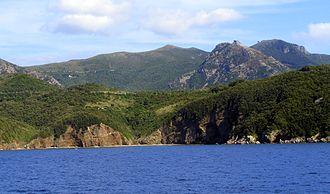 Province of Grosseto - Arcipelago Toscano National Park