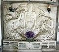Cimitero di rifredi, cappella 04 monumento liberty.JPG