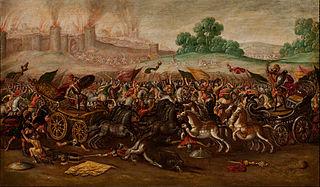 The Burning of Jerusalem by Nebuchadnezzar's Army