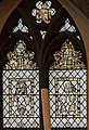 Cirencester, St John the Baptist church, Window (43458414250).jpg