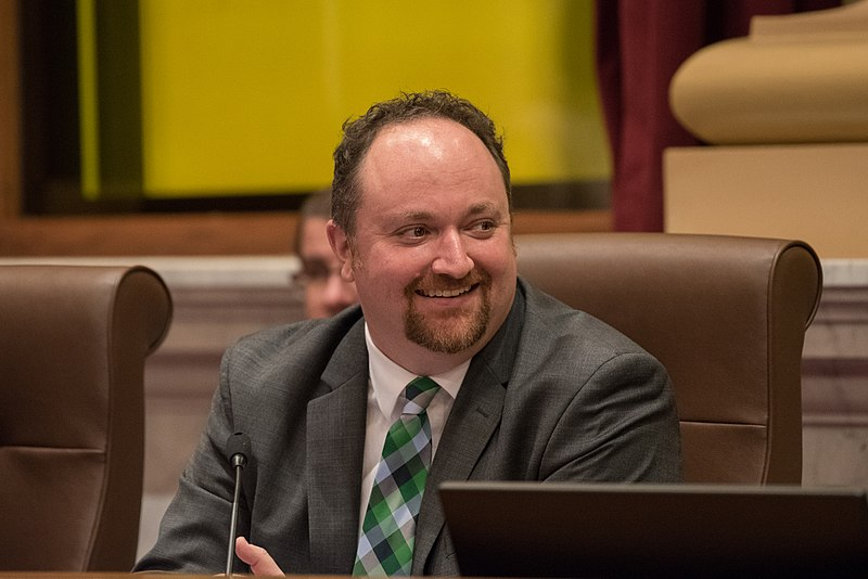 You do have a lot of raw nerves here, he said. File:City Council Member Steve Fletcher, Minneapolis City ...