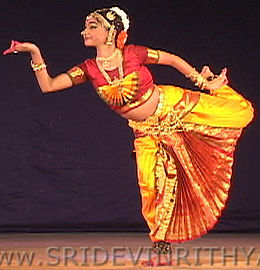 Sacred dancing bollywood style 3