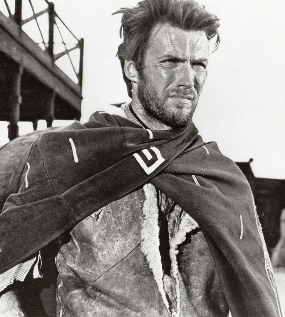 Clint Eastwood - 1960s (cropped)