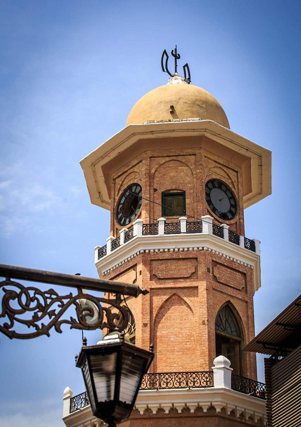 ClockTower-peshawar