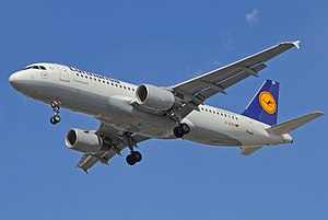 Flight length - Lufthansa considers the Airbus A320 family medium-haul aircraft