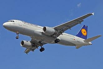 Flight length - Lufthansa considers the Airbus A320 family medium-haul aircraft
