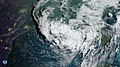 Clouds Associated with Tropical Disturbance Bubble Up Over Louisiana (48251040312).jpg