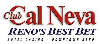 Club Cal Neva - Club Cal Neva logo (1999–2015)