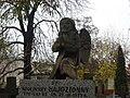 Cmentarz czerniakowski aniołek.JPG