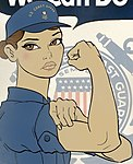 Coast Guard Rosie (2014), by Cory Mendenhall (cropped).jpg