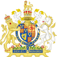 Coat of Arms of England (1603-1649).svg