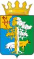 Coat of Arms of Kirovsko chepetsky rayon (Kirov oblast).png