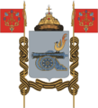 Coat of Arms of Smolensk (Smolensk oblast) proposal (1858).png