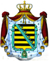 Coat of arms of Kingdom of Saxony 1846.png