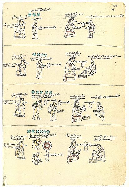 Codex Mendoza (1542)