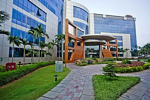 Cognizant's Delivery Center in Chennai -TCO
