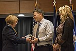 Col. Patty Wilbanks retires after 27 years of service (29366123704).jpg