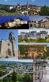 Collage de Puebla de Sanabria, Zamora, Castilla y León, España.png