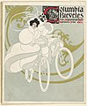 Columbia bicycles. Pope Manufacturing Co Hartford, Conn. 1895.jpg
